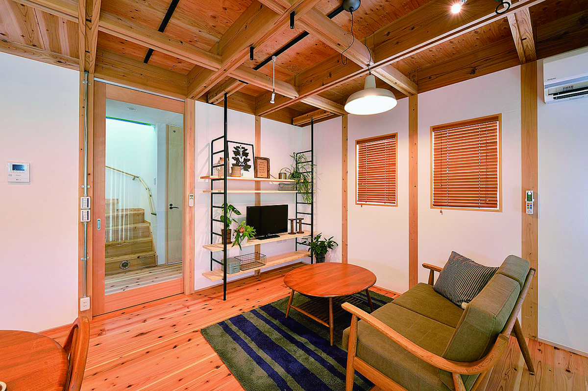 「自然素材の家づくり」とは?【5つの特徴をご紹介します】